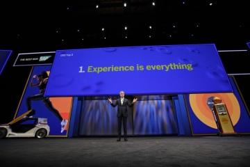 Bill McDermott, CEO společnosti SAP, na 30. výroční konferenci SAPPHIRE NOW