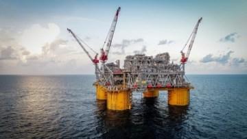 Společnost Shell zahájila produkci na poli Appomattox v Mexickém zálivu