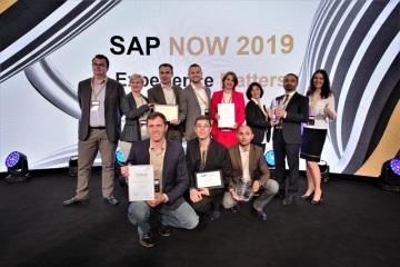 Vítězové soutěže SAP Quality Awards CEE