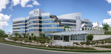 Global Headquarters, Young Living Essential Oils, Lehi, Utah