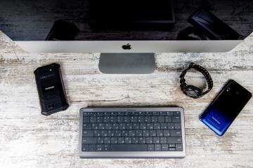 První intuitivní Click&Touch klávesnice na světě