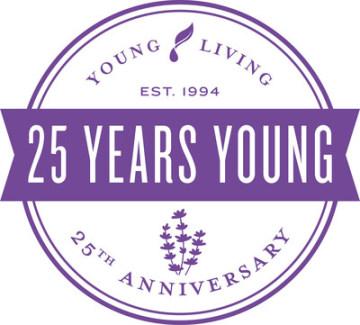 Young Living slaví 25 výročí přední firmy v oblasti esenciálních olejů