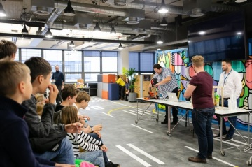 SAP pořádá vzdělávací akce pro děti