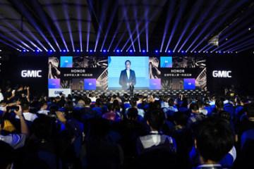 George Zhao přednesl hlavní projev na GMIC 2019
