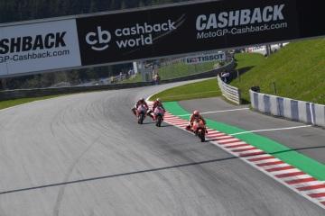 Vyhrajte s MotoGP™ Cashback Programem prohlídku zákulisí závodní stáje na Monster Energy Grand Prix České republiky Foto: Dorna Sports S.L.