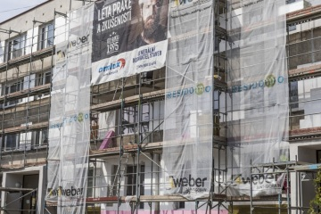 RESIDOMO zatepluje panelové domy