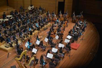 Špičkový thajský mládežnický orchestr na čtyřech zastávkách v České republice a na Slovensku