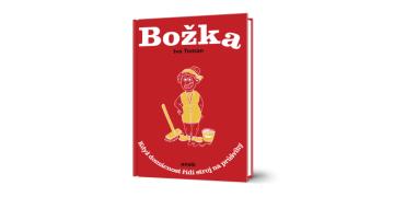 Ivo Toman vydává svou patnáctou knihu - Božka