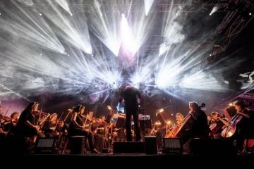 Projekt Symphonic Dance Music se po úspěšné premiéře přesune do haly