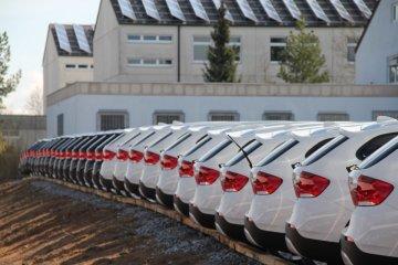 Živá aukcia firmy Buchbinder pre predajcov vozidiel a prevádzkovateľov vozového parku