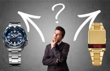 Nebojte se nakupovat hodinky na Internetu