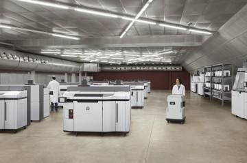 Jedna z největších tiskáren na světě Colossus využívá k 3D tisku  recyklovaný materiál