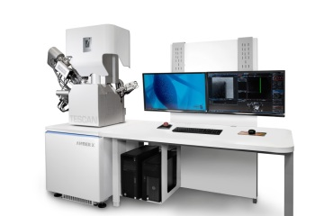 Elektronový mikroskop TESCAN AMBER X