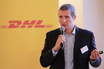 Jakub Tomšovský, obchodní ředitel DHL Express pro Českou republiku