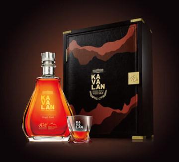 "Nová jednosladová 1500ml whisky Kavalan ""King Car Group 40th Anniversary\"