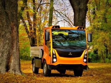 Zlínská technologická a inovační společnost NWT představí svůj nejnovější projekt Enviel, komunální vozidlo na elektrický pohon