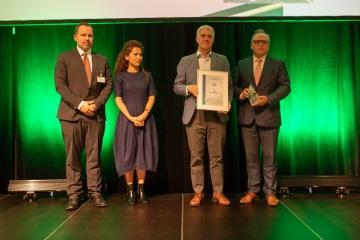 V podnikatelském sektoru nominaci proměnila společnost Albert Česká republika, s.r.o.