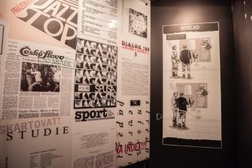 výstava Komunikace 89