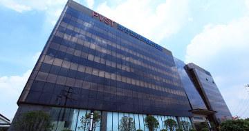Státní klíčová laboratoř (SKL) fotovoltaické vědy a technologie (PVST) v Číně Zdroj: Trina Solar