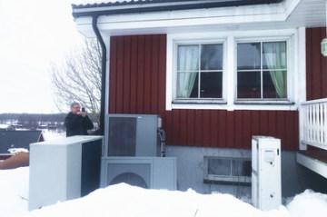 V uplynulém roce byly řady investorových tepelných čerpadel PHNIX R32 EVI úspěšně zavedeny v severských zemích, Dánsku a Švédsku. (PRNewsfoto/PHNIX)