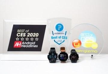 Inteligentní hodinky HONOR MagicWatch 2 získaly ocenění Nejlepší z CES 2020