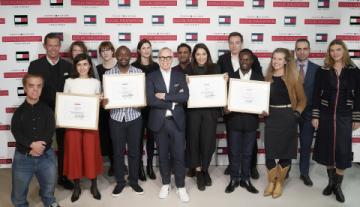 Finalisté globálního programu Tommy Hilfiger Fashion Frontier Challenge pro začínající podnikatele