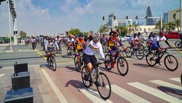 Katar oslavil státní svátek sportem