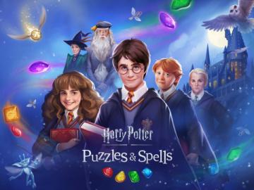 Spoečnost Zynga představuje kouzelnou Match-3 mobilní hru Harry Potter: Puzzles & Spells (grafika: BusinessWire)