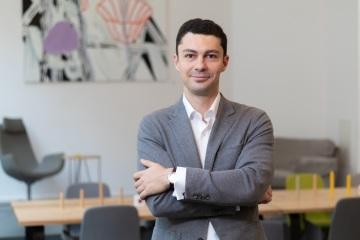 CEO Fundliftu Radek Musil