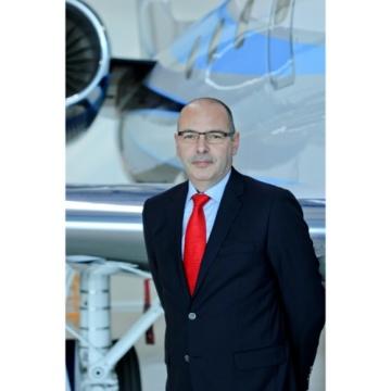 Thierry Barré, nový technický ředitel ABS Jets