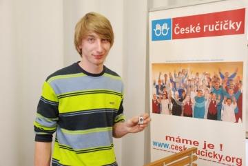 Vítěz Michal Cihlář