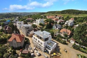 LUXURY properties s.r.o., projekt VILY TROJA, Praha