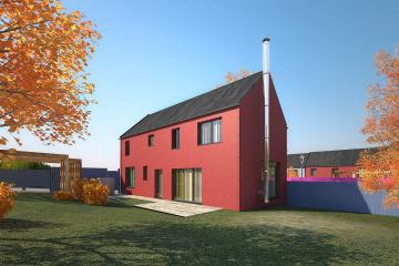 Třetí etapa Bydlení Úvaly nabídne 20 rodinných domů s pozemky od 259 m² do 487 m².