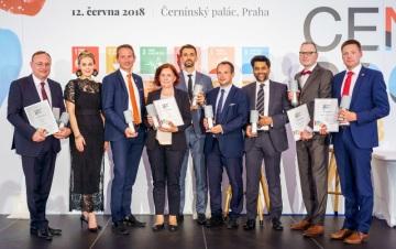 Ceny SDGs 2018, druhý ročník, 12. června 2018