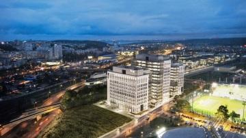 Vizualizace – 3T Office Park (Copyright: 3T Office Park)