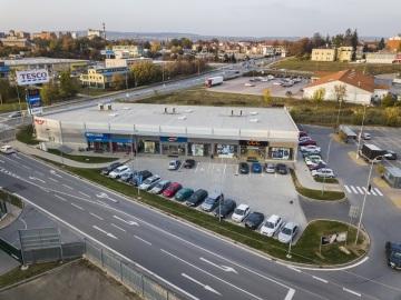 Obchodní centra Vyškov