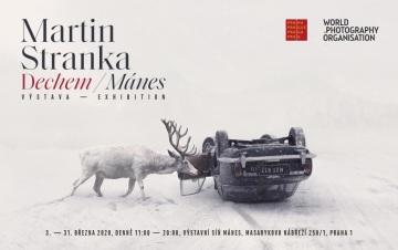 Oscarový fotograf Martin Stranka vystavuje v Mánesu