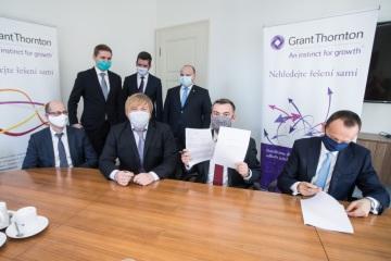 České společnosti z poradenské skupiny Grant Thornton a většina bývalých tuzemských firem ze skupiny BDO se dohodly na spojení