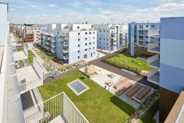 DELTA organizovala prohlídku jednoho z největších bytových projektů dokončených ve Vídni v roce 2020