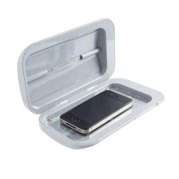 SpyShop24.cz uvádí na český trh UV sterilizátor VMAX S1 pro dezinfekci mobilních telefonů