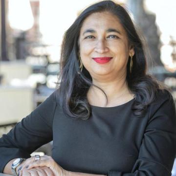 Anita Bhatia, zástupce výkonné ředitelky, UN Women
