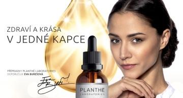 Tváří lékárenské kosmetiky PLANTHÉ Laboratories v Česku bude Eva Burešová
