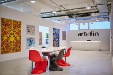 Artefin: umění není jen pro vyvolené