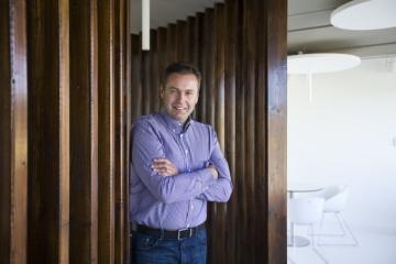 Výkonný ředitel a spolumajitel Miroslav Jarolím je přesvědčen, že cestou k budoucímu úspěchu Jablotronu je fungující skupina samostatných firem.