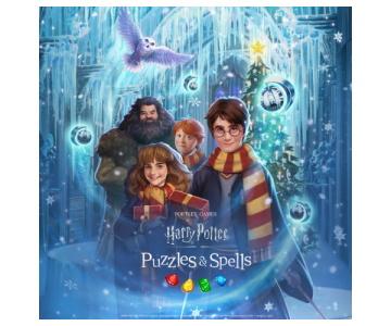 Hra Harry Potter: Puzzles & Spells nabídne o zimních prázdninách speciální vánoční akci, nové kouzelné postavy a celý prosinec se na sociálních sítích dočkáme skvělých překvapení