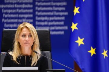 Europoslankyně za ANO a místopředsedkyně Evropského parlamentu (EP) Dita Charanzová.