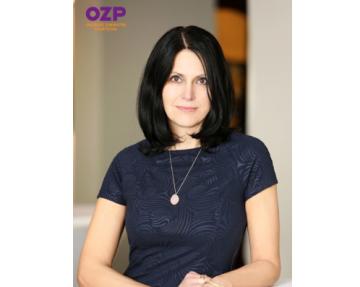 PhDr. Miloslava Lukešová, obchodní ředitelka OZP