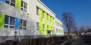 ZŠO Gebauerova, odloučené pracoviště Ibsenova 36 po rekonstrukci
