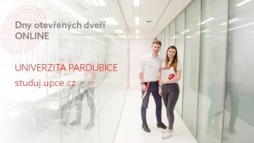 ONLINE Dny otevřených dveří na Univerzitě Pardubice Foto: archiv UPa