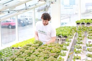 Gardenix má unikátní skleník